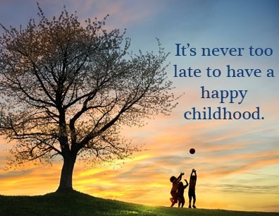 Change Old Childhood Patterns