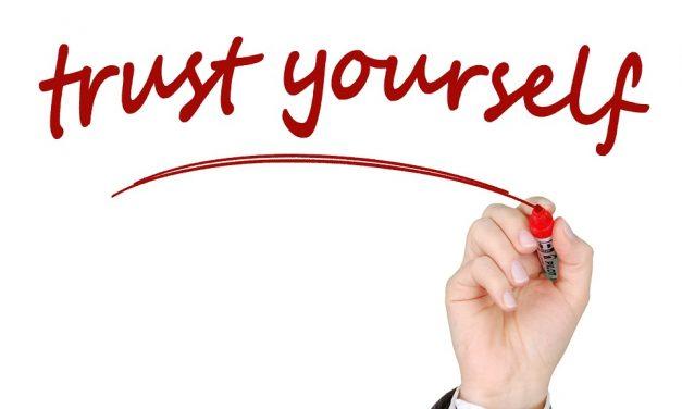 Build Self Trust