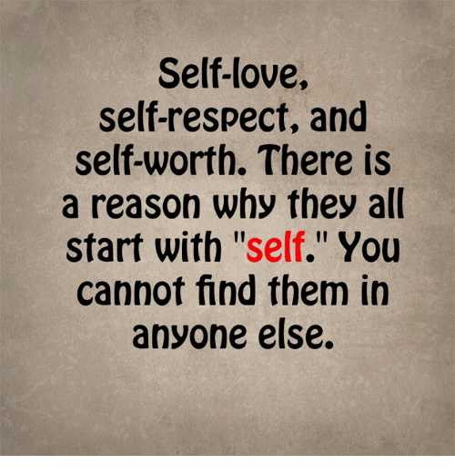 enhance self love